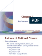 Lecture 1. Preferences and Utility