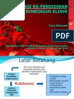 Kolaborasi RS Pdd