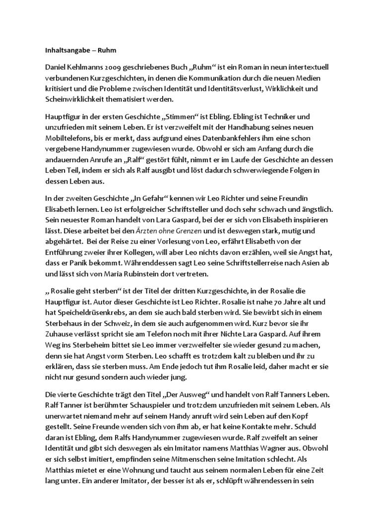 Nett Allgemeine Zusammenfassung Zusammenfassung Galerie - Entry ...