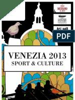 Venezia 2013 Pagg Singole