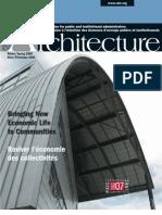 Architecture Magazine - Winter-Spring 2008