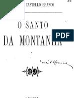 O Santo da Montanha, de Camilo Castelo Branco