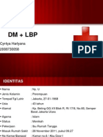 DM + LBP