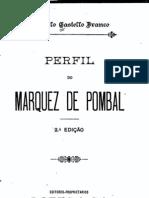 Perfil do Marquês de Pombal, de Camilo Castelo Branco