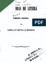 Vinte horas de Liteira, de Camilo Castelo Branco