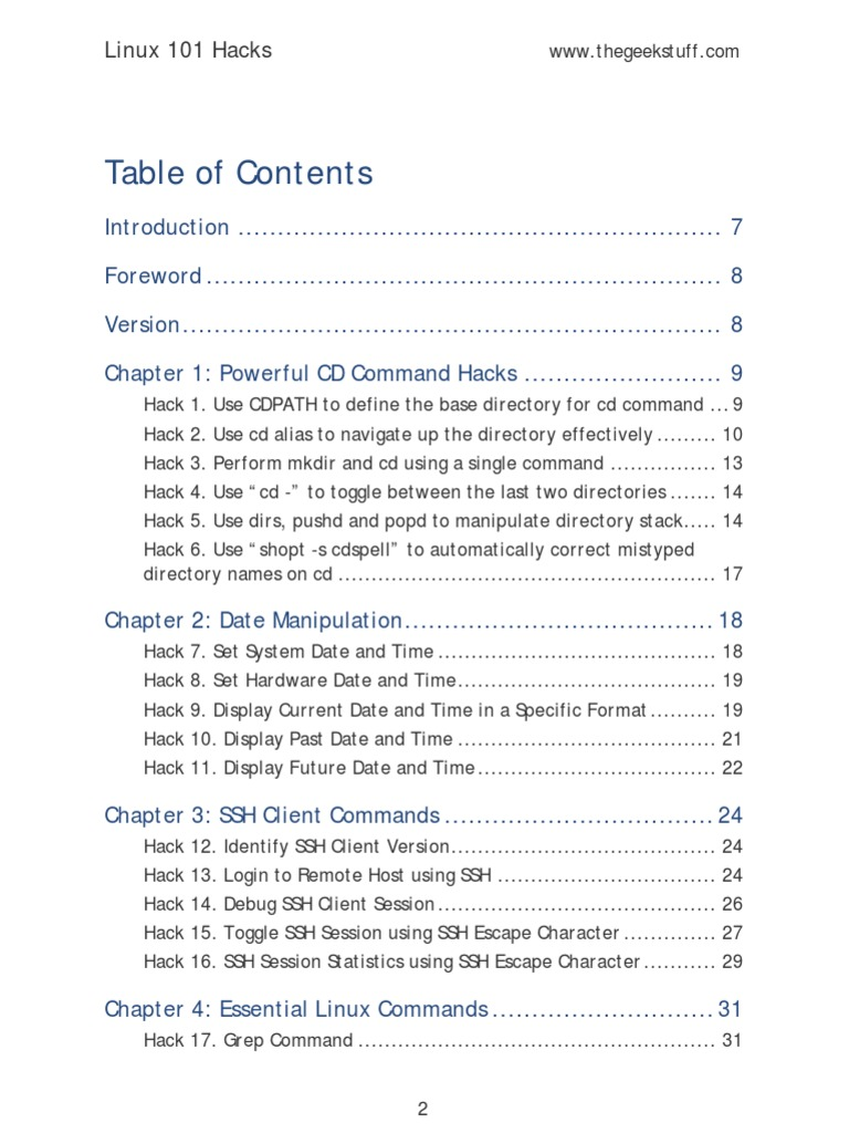 Linux 101 Hacks - Table of Contents | Zip (File Format