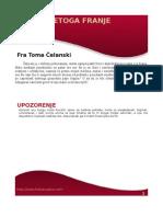Toma Čelanski- Život sv.Franje