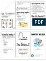 Leaflet Diabetes Melitius