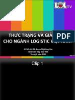 Logistic Thuc Trang- Giai Phap Logistic VN1