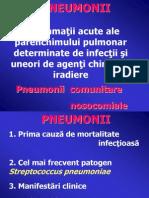 pneumonii