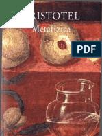 Aristotel Metafizica
