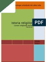 istoria si filosofia religiilor