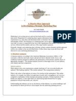 stratigic planning Resources