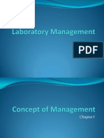 Lab Management