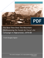 The Bear Flew Over The Mountain