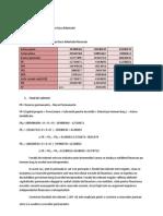 Analiza Soldurilor Intermediare de Gestiune+Previzz