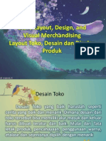 Store Layout, Design, And