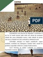 desertificari