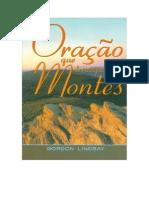 ORAÇÃO QUE TRANSPORTA MONTES - Gordon Lindsay