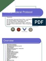 AMA Military Protocol
