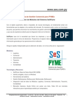 Sistema de Gestión Comercial para PYMEs
