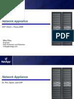 NetApp - Network Appliance