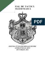 Manual de Tactica Politieneasca, Bucuresti, 2011