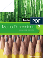 MathsDim 7 TE