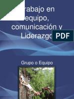121029 - Trabajo en Equipo, Comunicacion