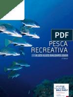 Baleares - Pesca Recreativa Marítima 2009