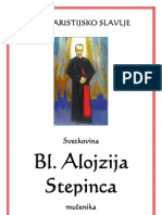 Bl. Alojzije Stepinac Misal