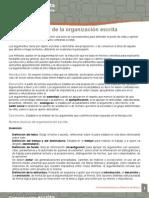 Normas Basicas de La Organizacion Escrita Unad