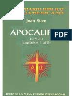 Apocalipsis. Juan Stam TOMO I