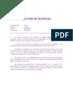 Qanchis de Mamuera