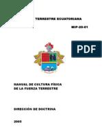 MANUAL DE CULTURA FISICA