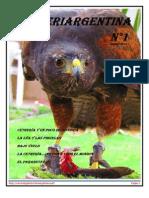 Revista CetreríArgentina N°1