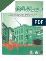 2006 Structural Seismic Design Manual 2