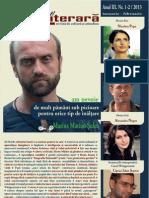 Revista Zona Literara Nr 1- 2 Ianuarie - Februarie 2013 Varianta Internet