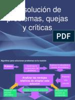 121106 - Resolucion de Problemas, Quejas y Criticas