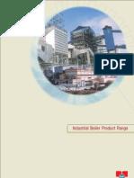 Industrial Boiler Product Range
