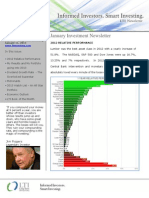 LTI Investment Newsletter - Jan 2013
