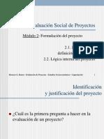Identificacion del proyecto