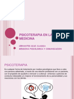 Psicoterapia en La Medicina[1]