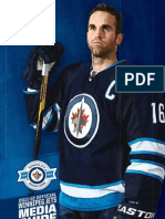 2011-2012 Winnipeg Jets Media Guide