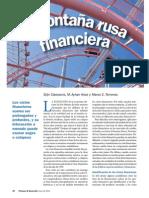 la montaña rusa financiera