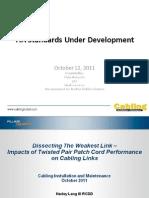TIA standrad under development