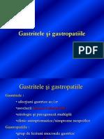 2 - Gastritele Si Gastropatiile Dr. Marilena Stoian