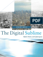 The Digital Sublime