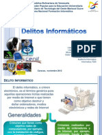 Presentación Delitos Informáticos