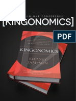 Kingonomics Program Booklet